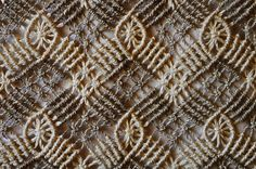 Macrame Pattern, via Flickr.