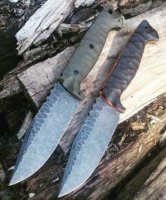 Black roc knives