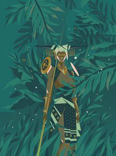 Jap MKL - Triciclo Interdimensional de Biringan   Los... Character Concept, Character Art, Concept Art, Character Illustration, Illustration Art, Filipino Art, Philippine Art, Character Design Inspiration, Art Inspo