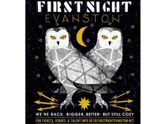 First Night Evanston Wristbands Available