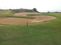 Buenavista Golf designed by Severiano Ballesteros. Check http://www.golf-in-tenerife.com/golf-courses/golf-courses-in-the-north/buenavista-golf/
