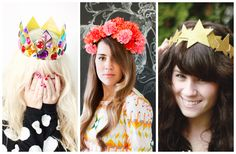 Are you the birthday girl this summer? Pick one of these 9 DIY crown crafts to make sure everyone knows it!