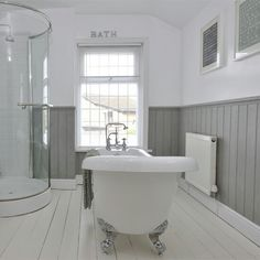 Grey Bathroom Interior Design Lovely 20 Best White Bathroom Vinyl Flooring – Most Popular Modern Bathroom Design Ideas for 2019 Victorian Bathroom, Vintage Bathrooms, Grey Bathrooms, Rustic Bathrooms, Country Style Bathrooms, Bad Inspiration, Bathroom Inspiration, Bathroom Styling, Bathroom Interior Design