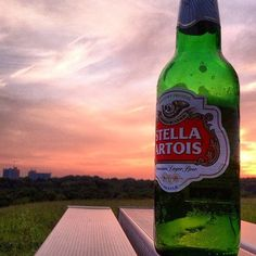 #stela artois #cerveja #day #paradise #alcohol #perfect #green #red #nature