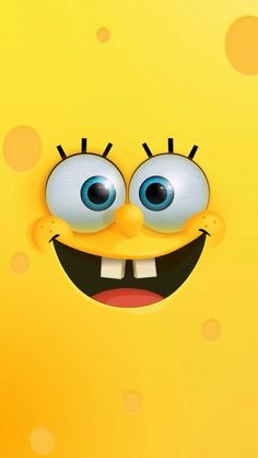 SpongeBob For IPhone Wallpaper Mobile Wallpaper Cartoon Wallpaper, Spongebob Iphone Wallpaper, Tumblr Wallpaper, Disney Wallpaper, Cool Wallpaper, Mobile Wallpaper, Wallpaper Backgrounds, Iphone Backgrounds, Iphone Cartoon