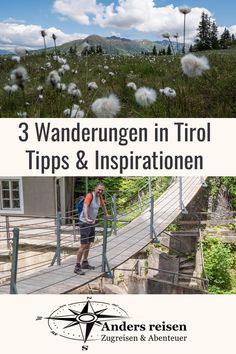 (Anzeige) Lust auf Genusswanderungen in Tirol? In diesem Video stelle ich Dir drei Wanderungen in der Silberregion Karwendel vor. Sie führen vom Pillberg zum Loassattel, in die Wolfsklamm in Stans und zur Ritter Waldauf Runde nach Weer. Alle Ziele sind ab Schwaz ohne Auto mit öffentlichen Verkehrsmitteln oder per Fahrrad und E-Bike erreichbar. Tipps und Inspirationen im Video! #silberregionkarwendel #purevielfalt #urlaubohneauto #tirol #wandern #wanderurlaub World, Youtube, Europe, Holiday Destinations, Travel Report, Knight, The World, Youtubers, Youtube Movies