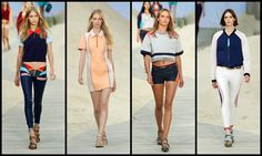 Tommy Hilfiger presents Spring 2014 Collection at New York Fashion Week