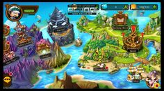 Heroes Saga y Clash of Warriors - Juegos android con crossover