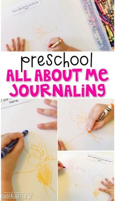 Preschool: All About Me {Plans and Printables} - Mrs. Plemons' Kindergarten