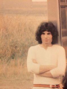 23 year old Freddie Mercury. 8/24/69.