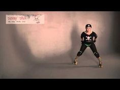 Roller Derby Minimum Skills Test Examples (playlist)