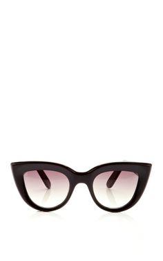 Shop Cat+Eye+Sunglasses+by+Ellery+Now+Available+on+Moda+Operandi