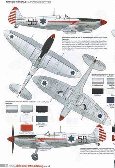Israeli Spitfire