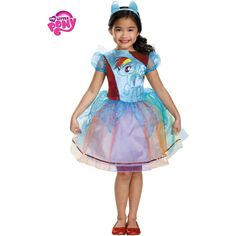 My Little Pony Rainbow Dash Deluxe Costume for Kids