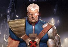 Nathan Summers, better known as Cable, will be starring in Marvel's 'Deadpool The time-traveling X-Men mutant has been a fan favorite for decades. Comic Book Characters, Marvel Characters, Comic Character, Comic Books Art, Comic Art, Book Art, Fictional Characters, Marvel Comics Art, Marvel X