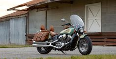 For custom style and fit, choose from a full collection of Authentic Indian Motorcycle® Accessories.
