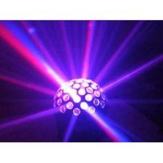 LED Crystal Ball Light