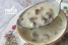 Hazırları Aratmayan Kremalı Mantar Çorbası Tarifi