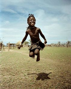 jumping for joy. Beautiful Smile, Beautiful Children, Life Is Beautiful, Beautiful People, Image Positive, African Children, Jumping For Joy, People Around The World, Belle Photo