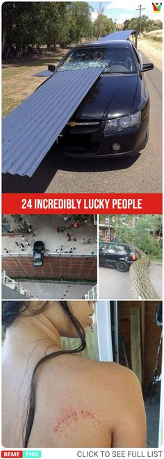 24 Incredibly Lucky People Who Tricked Death and Lived #photos #mystery #amazing #epic #lucky #lived #trickeddeath #people #luckypeople #bemethis