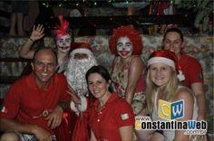 Há 20 anos, todo o mês de dezembro conta com a abertura da Casa do Papai Noel, realizada pelo Grupo Ricordi Della Itália. Neste ano não foi diferente. Neste último domingo (07), o ato de abertura do Natal se repetiu.