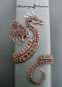 I love dragons - this one is pretty spectacular