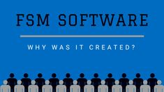 Why FSM software: 3 reasons explaining the importance Husky, Software, Reading, Movie Posters, Film Poster, Reading Books, Husky Dog, Billboard, Film Posters