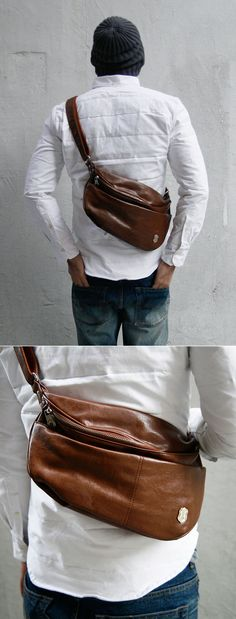 Accessories :: Bags :: Hipster's Must-have Cross Body Bag-Bag 45 - Mens Fashion Clothing For An Attractive Guy Look
