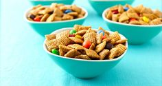 Caramel Crispy Chex™ Mix