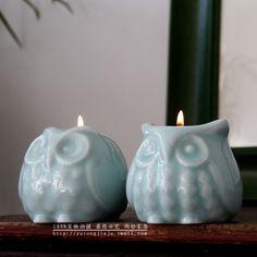 dom artesanal cerâmica clássica forma de decoração para casa de artesanato decoração coruja mousse