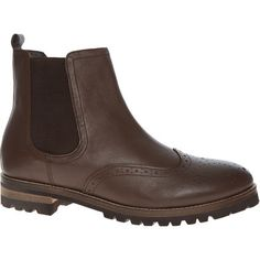 Brogue shoes wings elevator shoes products,beige suede thigh high boots green wellie boots,western boot stores doc martens pull on boots. Wellies Boots, Shoe Boots, Ankle Boots, Shoes, Brogue Chelsea Boots, Brown Brogues, Boots Store, Pull On Boots, Tk Maxx