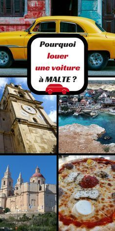 Oui, c'est une bonne idée. On vous dit pourquoi ! #Malte #RoadTrip #Voiture #Voyage Road Trip, Destination Voyage, Malta, Oui, Europe, Travel, Week End, Trips, Destinations