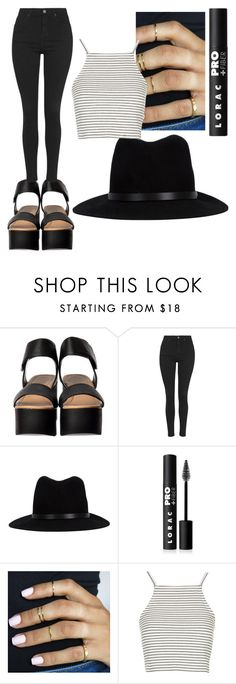 """""""shopping tuesday"""" by lillypad77904 ❤ liked on Polyvore featuring Topshop, rag & bone and LORAC"""
