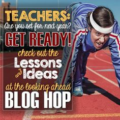 Teachers - Get ready to start the year off right with this fun ELA blog hop for middle/high school teachers!