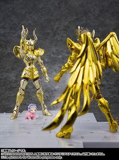 Directamente del universo de Saint Seiya  ( Los Caballeros del Zodíaco ), Bandai presenta la D.D.PANORAMATION Glittering Excalibur - Shura ...