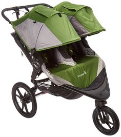 Baby Jogger 2016 Summit X3 Double Jogger Stroller
