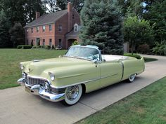 1954 Cadillac Series 62: Legendary Finds - Hot Rods, Race Cars, Classic Cars, Custom Cars, Sports Cars, cars for sale   Page 7
