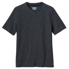 Boys 8-20 Tony Hawk Solid V-Neck Tee, Size: Medium, Dark Grey