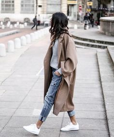 Street fashion in coat jackets – Just Trendy Girls