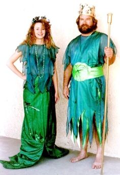 King Neptune Costume Size SM - MD