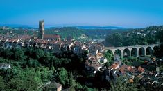 Fribourg, Switzerland... First city I lived in in Europe. Beautiful place! I want to go back!