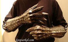 Výsledek obrázku pro nazgul sheet metal armor