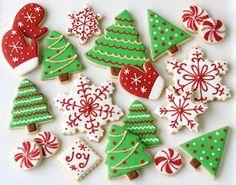galletas | Galletas navideñas decoradas