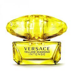 VERSACE Yellow Diamond Intense Eau De Parfum Spray, 3 Ounce #yellowdiamonds