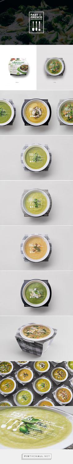 Fast & Fresco Vegetables Soup packaging design by Auge Design - http://www.packagingoftheworld.com/2017/02/fast-fresco.html