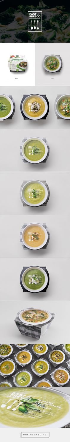 Fast & Fresco Vegetables Soup packaging design by Auge Design - http://www.packagingoftheworld.com/2017/02/fast-fresco.html