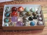 Spheres of all types of stones!