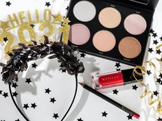Whether it's an intimate party or festive zoom, ring in a beautiful, new year with the ultimate glitz and glam! #hello2021 #nye #newyearsmakeup New Year's Makeup, Glam Makeup, Holiday Makeup, Glitz And Glam, All Things Beauty, Nye, Get The Look, Body Care, Festive