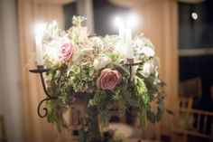The rich colors of rust, deep purple, green, and smooth lavender welcomed this new union as well as fall. With rustic candelabra's gracefully holding loose airy earthly blooms accented with touches of artichokes, plum, amarathus and moss; the presence of romance was undeniable. We would like to thank Historic Kent Manor Inn and Sweet Hearts Patisserie for the time and work they put into making this wedding the beginning of happily ever after.