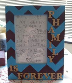 Pi Phi wine and blue chevron crafting #piphi #pibetaphi